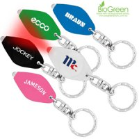 BioGreen Quantum Led Light Keyring