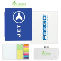 BioGreen Flag and Sticky Note Set