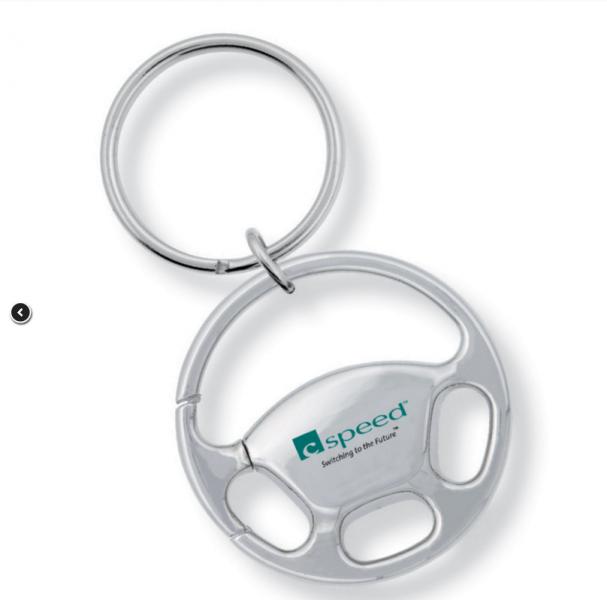 Steering Wheel Key Ring