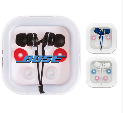 Extended Base Ear Phones
