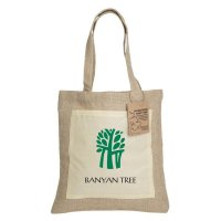 Reforest Jute Tote B