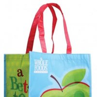 Laminated Tote Bag