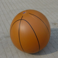 Small inflatable bas