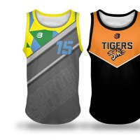 Sublimated Singlet J
