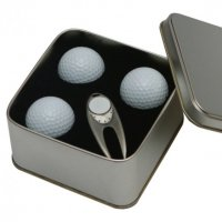3 ball presentation tin