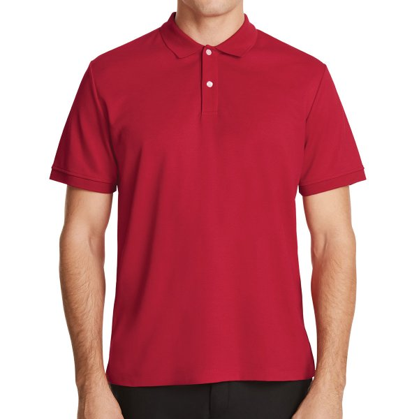 Anti-Bac Polyface Short Sleeve Polo