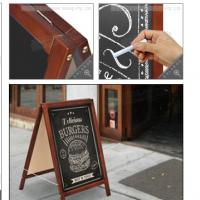 Pavement Chalk Board