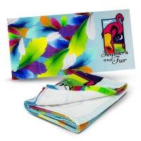 Picasso Beach Towel