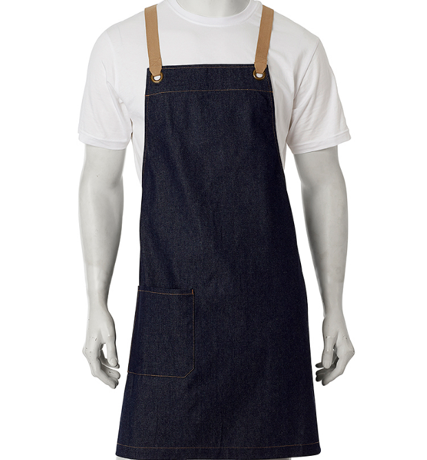 Billy Denim Bib Apro