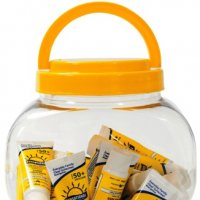 Mini sunscreen Tub