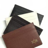 Leather Credit Card